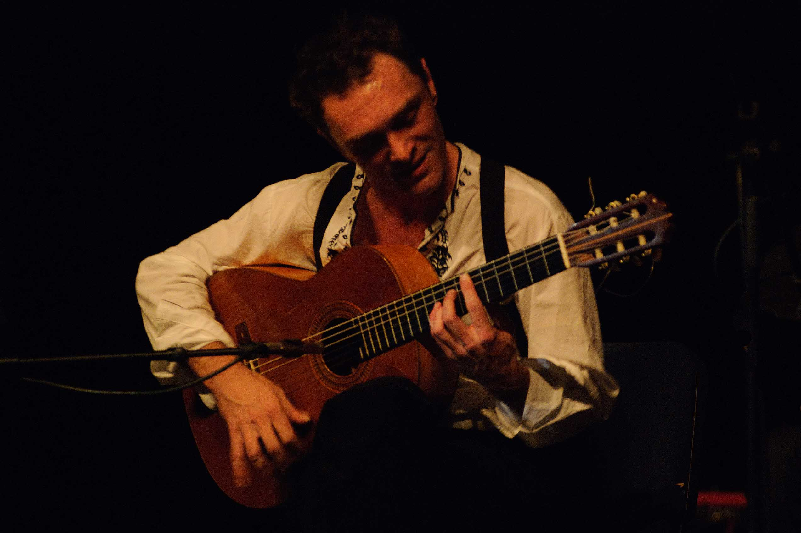 Paco De Lucia Opening Act