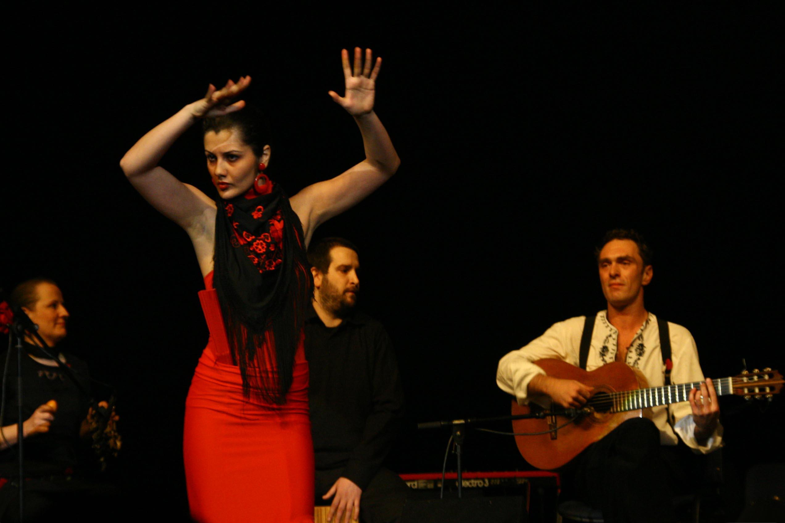 Nicolas - Paco De Lucia Opening Act 2010