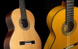 Classical And Flamenco Guitar