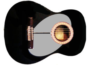 Pickguard Golpe Protection Plate