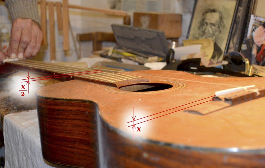 Making Flamenco Guitar