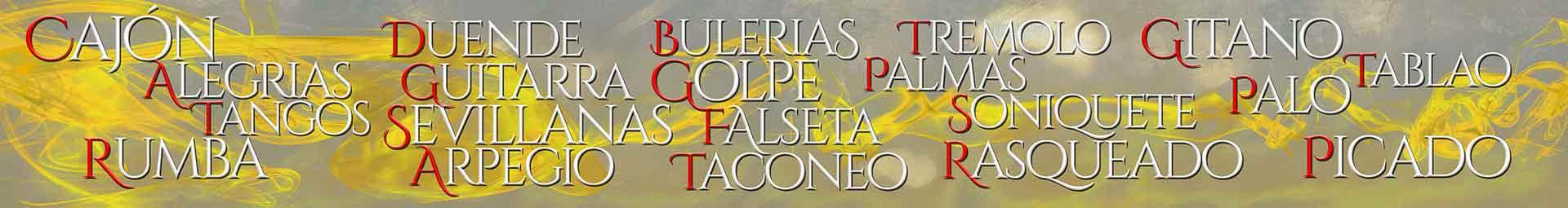 Flamenco Glossary